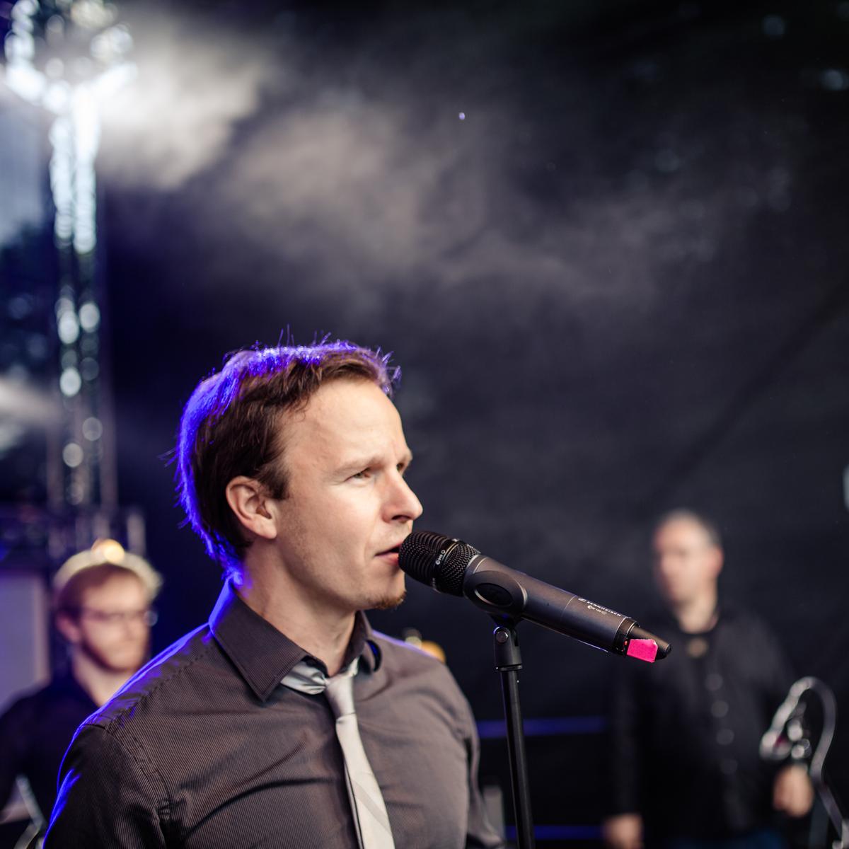 Sänger Christian Wolf